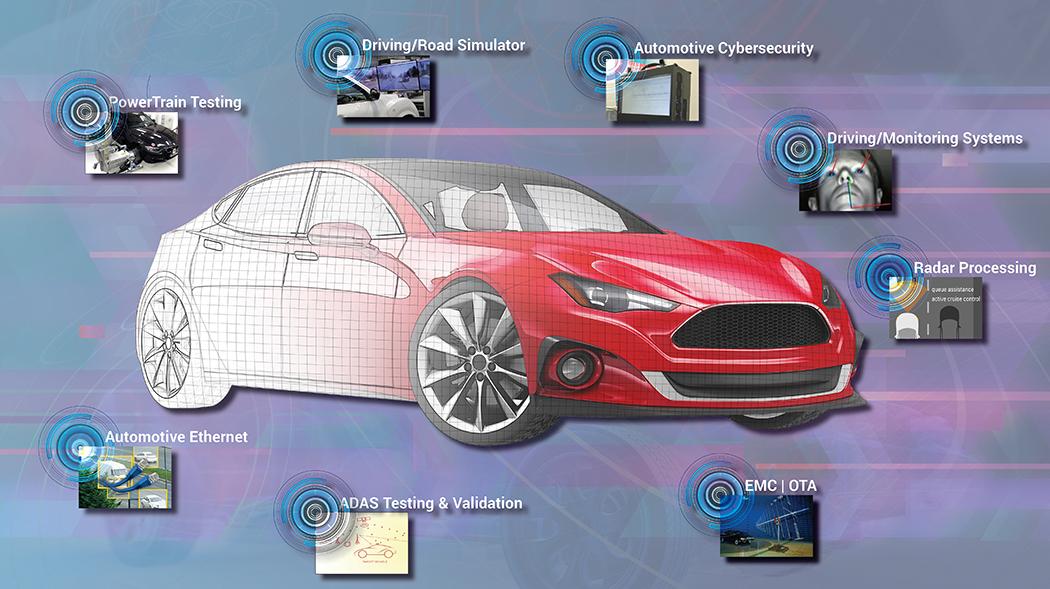 Automotive Test Solutions   TOYOTech